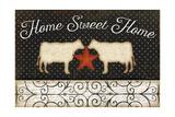 Country Kitchen Home Sweet Home Plakater av Jennifer Pugh
