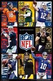 NFL - Quarterbacks 2015 Poster