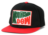 Moutain Dew- Retro Snapback Hat