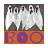 Ghosts-Boo Prints by Shanni Welsh