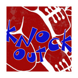 Knockout Prints by Anna Quach