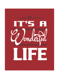 Wonderful Life Art by Jo Moulton