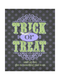 Trick or Treat Prints by Jo Moulton