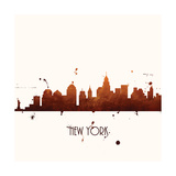 New York Prints by Anna Quach