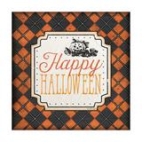 Halloween Happy Poster by Jennifer Pugh