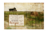 Always Hope Prints by Jennifer Pugh