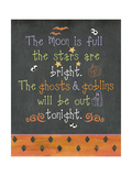 Ghosts and Goblins Prints by Jo Moulton