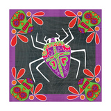 Day of the Dead-Spider 3 Print by Shanni Welsh