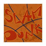 Slam Dunk Poster by Anna Quach
