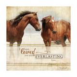 Everlasting Love Prints by Jennifer Pugh