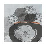 Black Roses I Art by Shanni Welsh