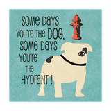 Hydrant Posters by Jo Moulton