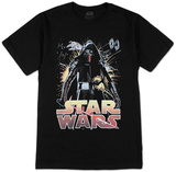 Star Wars The Force Awakens- Emerging Threat Shirt