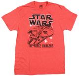 Star Wars The Force Awakens- Twice Vêtements