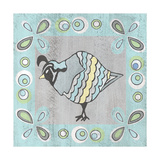Quail 1 Prints by Shanni Welsh