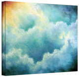 Evidence Of Angels, Gallery-Wrapped Canvas Stretched Canvas Print by Marina Petro
