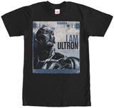 Avengers- I Am Ultron T-shirts