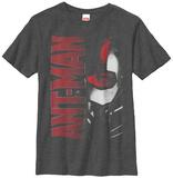 Youth: Ant-Man- Logo Face T-Shirt