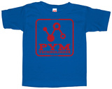 Toddler: Ant-Man- Pym Logo Shirts