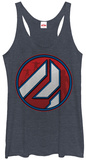 Juniors Tank Top: Ant-Man- Icon Canotta