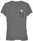 Juniors: Ant-Man- Pocket Ant T-Shirts