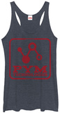 Juniors Tank Top: Ant-Man- Pym Logo Womens Tank Tops