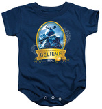 Infant: Polar Express - True Believer Infant Onesie