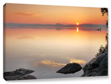 Potomac Sunrise, Gallery-Wrapped Canvas Stretched Canvas Print by Steve Ainsworth