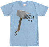 Thor- Low Poly Hammer Shirts