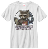 Youth: Rocket Racoon- Dangerous Animal T-Shirts