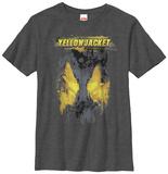 Youth: Yellow Jacket- Bug Eyed Shirt