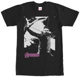 Hawkeye- White Hot T-shirts