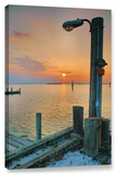 Sunset Bay Ii, Gallery-Wrapped Canvas Stretched Canvas Print by Steve Ainsworth