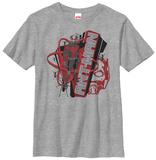 Youth: Ant-Man- Atomic Logo T-shirts