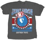 Jerry Garcia- Capt'n Trips T-Shirt