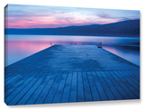 Waiting For Dawn, Gallery-Wrapped Canvas Stretched Canvas Print by Steve Ainsworth