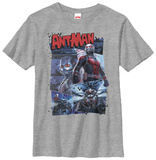 Youth: Ant-Man- Ant Page T-Shirt