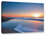 Sunrise Over Assateague Ii, Gallery-Wrapped Canvas Stretched Canvas Print by Steve Ainsworth