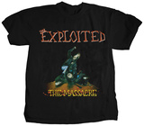 The Exploited- The Massacre T-shirts
