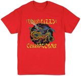 Thin Lizzy- Chinatown T-shirts