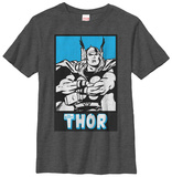 Youth: Thor- Poster T-Shirt