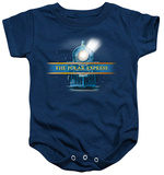 Infant: Polar Express - Train Logo Infant Onesie