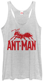 Juniors Tank Top: Ant-Man- Logo Tank Top