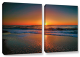 Morning Has Broken Ii, 2 Piece Gallery-Wrapped Canvas Set Gallery Wrapped Canvas Set by Steve Ainsworth