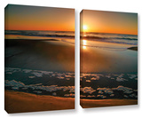 Morning Has Broken, 2 Piece Gallery-Wrapped Canvas Set Art by Steve Ainsworth