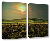 Corner Pocket, 2 Piece Gallery-Wrapped Canvas Set Posters by Mark Ross