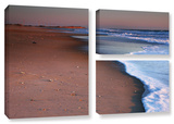 Alone Not Lonely , 3 Piece Gallery-Wrapped Canvas Flag Set Art by Steve Ainsworth