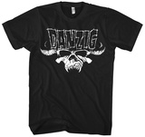 Danzig- Skull and Logo T-shirts