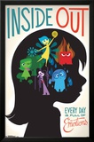 Inside Out - Emotions Print