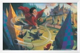 Harry Potter - Quidditch Prints